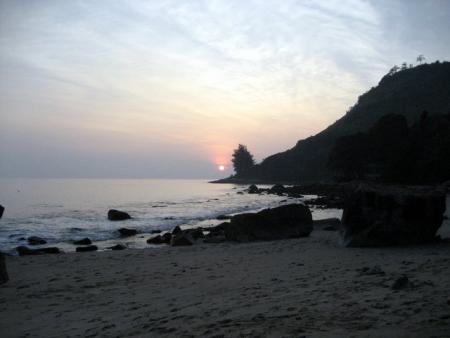 Phuket,Ao Sane Beach,Thailand