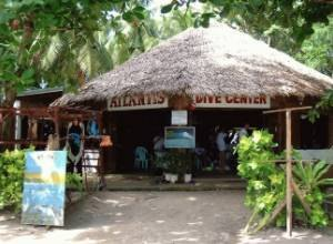 Atlantis Dive Center,Panglao Island,Bohol,Philippinen