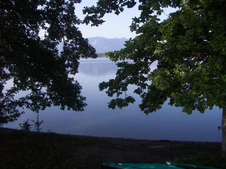 Staffelsee,zwischen Seehausen und Uffing,Bayern,Deutschland