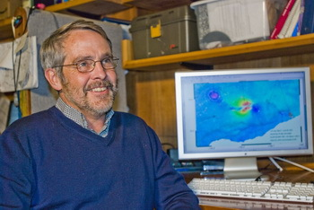 David Sandwell - © Scripps Institution of Oceanography