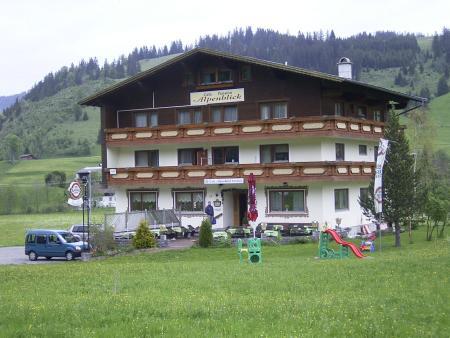 Café Alpenblick Schattwald,Österreich