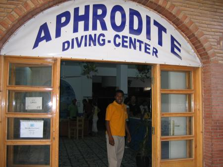 Aphrodite Diving Center,Hurghada,Ägypten