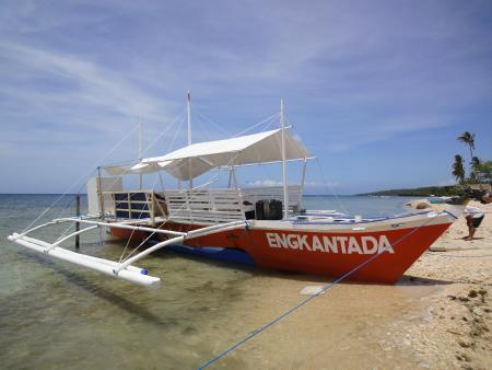 Salamangka Beach and Dive Resort,Philippinen