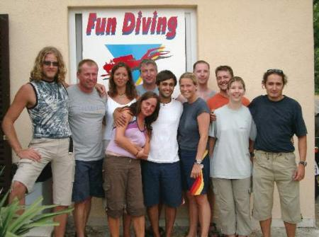 Fun Diving,Krk,Kroatien