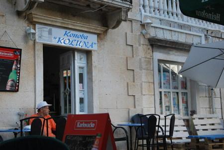 Konoba Koluna,Komiza,Insel Vis,Kroatien