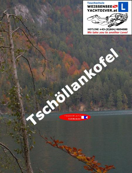 Weissensee / Tschöllankofel,Österreich