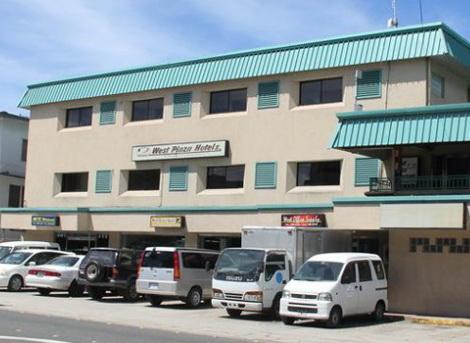 West Plaza Hotel Downtown, Koror, Palau, Palau