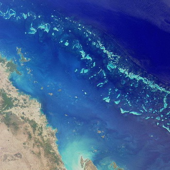 Great Barrier Reef (Public Domain)