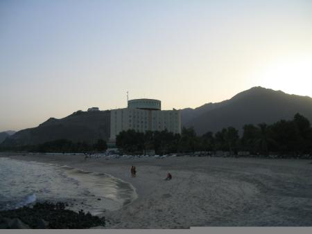 Hotel The Oceanic,Khorfakkan / Sharjah,Vereinigte Arabische Emirate