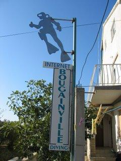 Bougainville,Biograd,Kroatien
