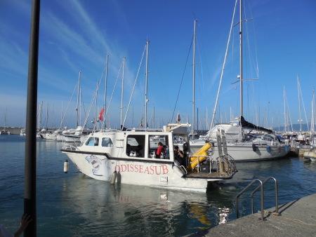 Wrack UJ-2216,Italien