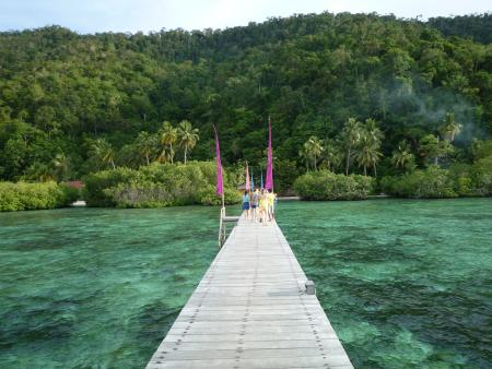 Raja Ampat Dive Lodge  - RADL,Indonesien