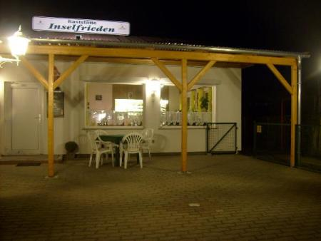 Gaststätte Inselfrieden,Sellin,Insel Rügen,Mecklenburg-Vorpommern,Deutschland