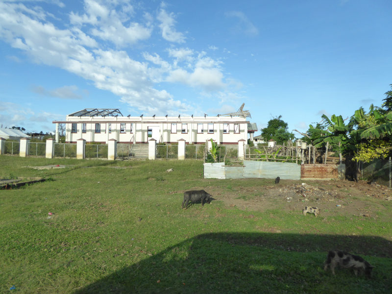 Sandy Beach Resort, Ha àpai, Tonga