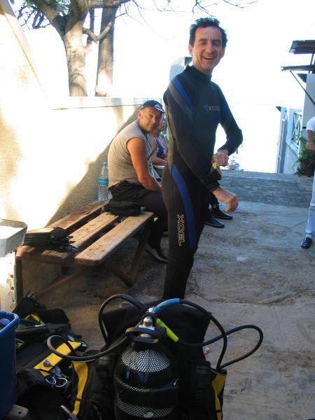 Punto Blue Diving Center,Flic en Flac,Mauritius