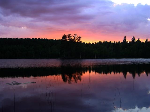 Seen in Värmland, Seen in Värmland,Schweden