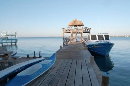 Alton´s Dive Center,Honduras