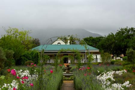 Klein Oliphantshoek,Franschhoek,Südafrika