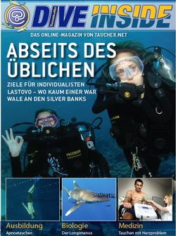 DiveInside (Taucher.Net) - August 2010