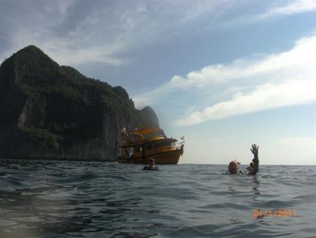 Phi Phi Scuba Diving Center - Phi Phi Island,Andamanensee,Thailand