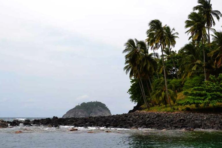 Ilhéu Santana, Sao Tome, Sao Tome und Principe