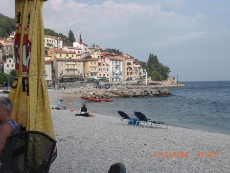 Pension ´Buba´ Mosc.Draga,Kroatien