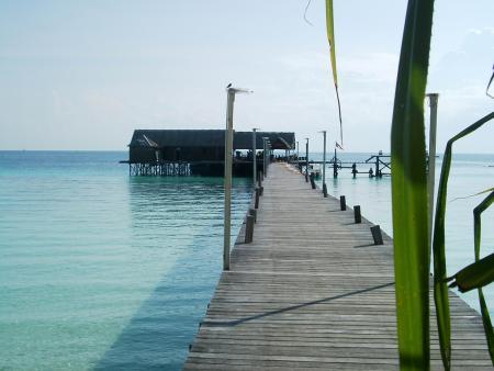 Lankayan Dive Center,Malaysia