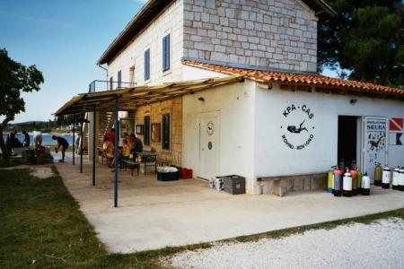 KPA-CAS Scuba Rovinj,Rovinj,Kroatien