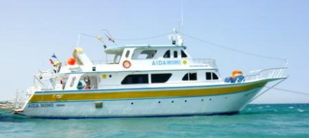 M/Y AIDA-MOMO,Jasmin Diving Sports Center,Grand Seas Resort Hostmark - Hurghada,Hurghada,Ägypten