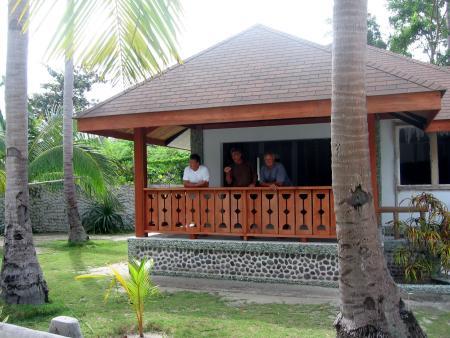 Beach Resort Villa Kaanit,Malapascua,Philippinen