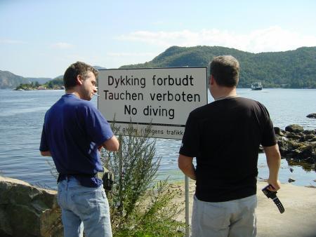 Flekkefjord Dykkerklubb,Norwegen