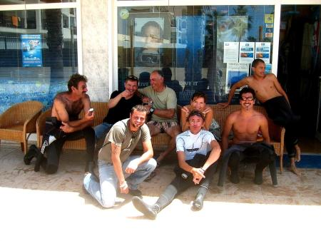 Anfibios Diving Centre,Playa d´en Bossa,Ibiza,Balearen,Spanien