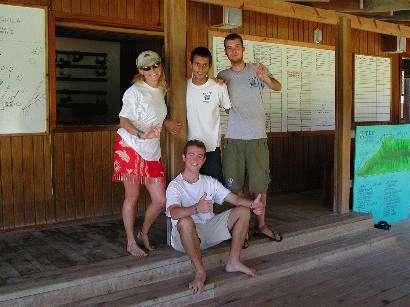 TGI Henry Morgan u. TGI Paradise Beach Villas,Roatan,Honduras