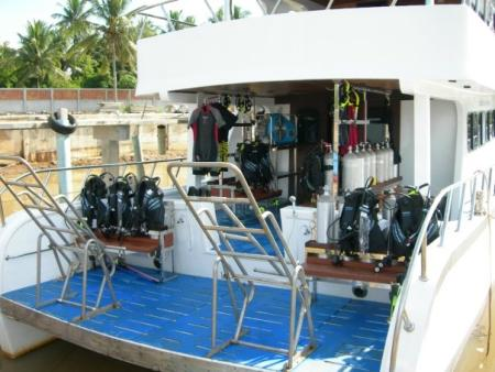 Krabi Noi Marine Dive,Ao Nang,Andamanensee,Thailand