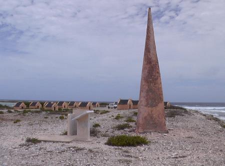 Paul Bauer`s Villa,Bonaire,Niederländische Antillen