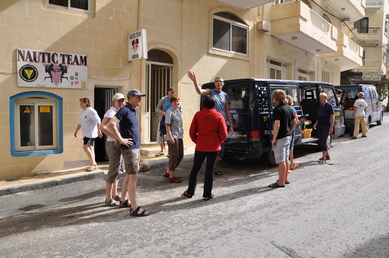 Nautic Team Gozo, Marsalforn, Nautic Team,Gozo,Malta