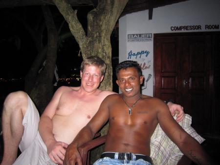 Unawatuna Diving Centre,Sri Lanka