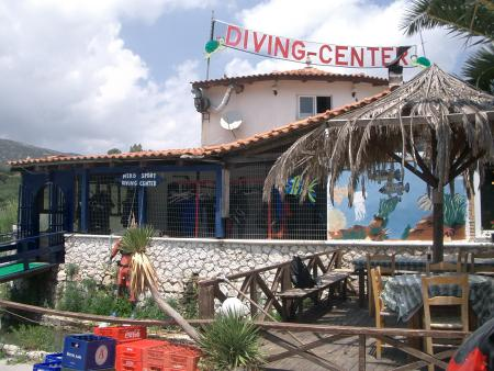 Nero Sport Diving Center,Zakynthos,Griechenland