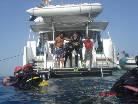 M/Y Ghazala Voyager (Sinai Divers),Ägypten