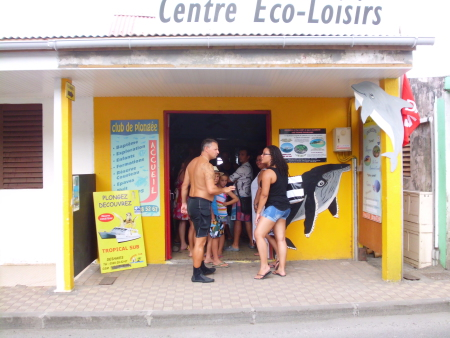Tropicalsub Diving,Deshaies,Guadeloupe