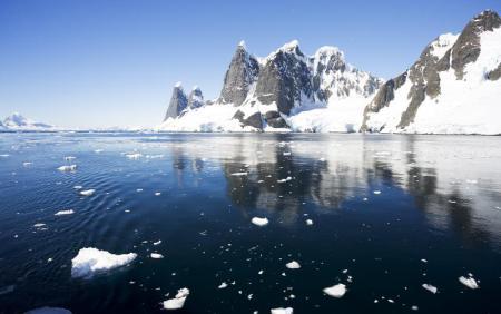 SuperUnderwater,Antarktis