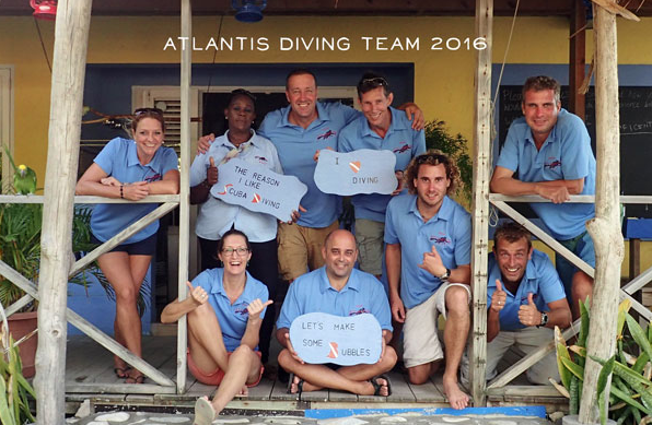 Atlantis Diving, Willemstad, Niederländische Antillen, Curaçao