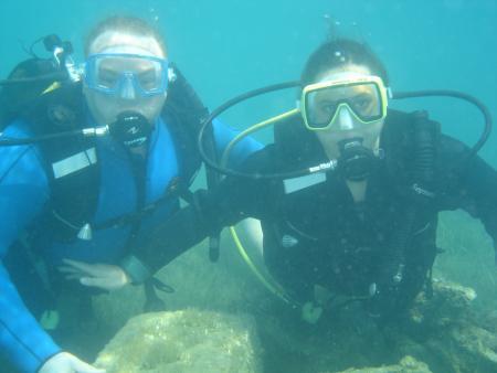 Nautilus Diving Center,Messonghi,Korfu,Griechenland
