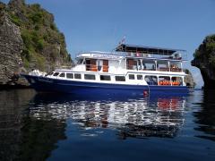 M/V Sea of Fantasy,Eden Divers Phuket,Patong,Andamanensee,Thailand