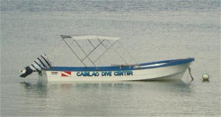 Cabilao Dive Center/La Estrella Beach Resort,Philippinen