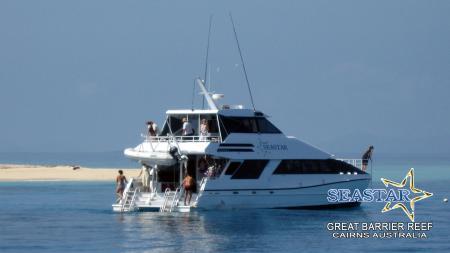Cairns Seastar Cruises,Cairns,Australien