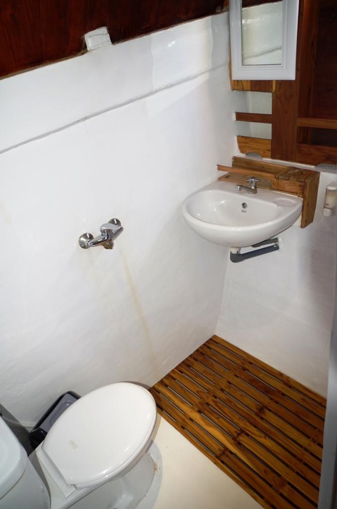 Bad/Toilette, Wunderpus, Indonesien, Allgemein