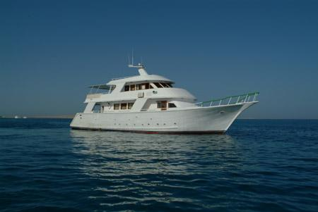 M/Y Blue Planet 1,Ägypten