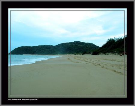 Ponta Mamoli,Mosambik