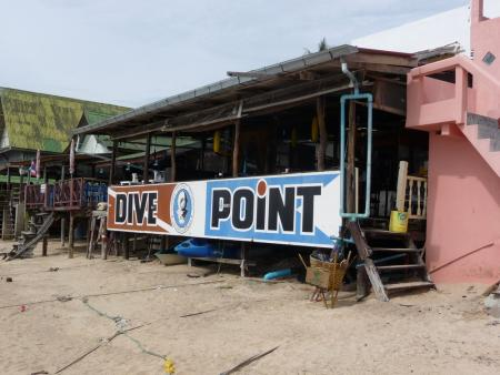 Dive Point,Koh Tao,Golf von Thailand,Thailand